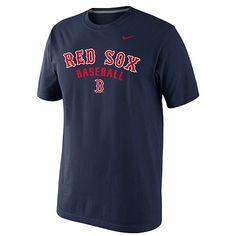 Boston Red Sox Short Sleeve Practice T-Shirt 1.5 by Nike - MLB.com Shop