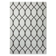 Add geometric flare to any room in your home with the Threshold Luxor Fleece Area Rug. Take one step on the lush, fleece pile with your bare feet and you are sure to be impressed.