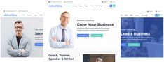 News Online, Page Layout, Growing Your Business, Cool Websites, Coaching, Investing, Writer, Author, Layout