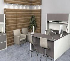 elegant minimalist office furniture