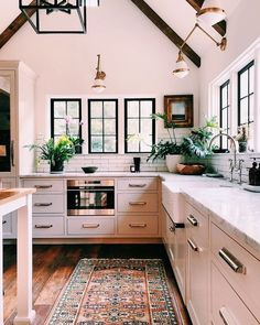 The Found Cottage, Küchen Design, Design Ideas, Design Hotel, House Design, Interior Design, Nail Design, House Windows, Summer Evening
