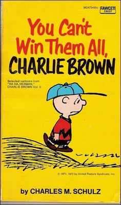 """You Can't Win Them All, Charlie Brown -""""Ha Ha Herman,"""" Charlie Brown 2; UFS 1975"""