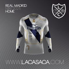 Zdjęcie numer 0 w galerii - Piłkarski powrót do przyszłości. Czy tak będą  wyglądać koszulki · Casacas De FutbolUniformes ... db4d1dadaf667