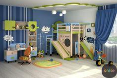 Детская комната Snyland boy №1