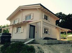 Stiamo costruendo una casa in legno Rubner a Massignano(ap)