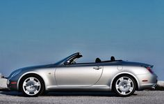 2015 Lexus SC 430 Convertible Design