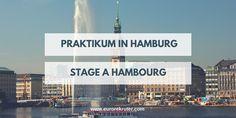 Stage à Hambourg Stage en Allemagne