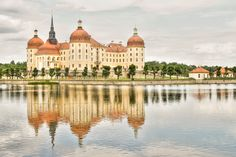 Schloss Moritzburg - HDR Sommer 2014 mehr auf meiner Homepage http://www.pixelscreen.de