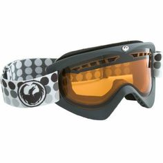 Dragon DX Goggle - nil/amber/polka, adjustable by Dragon Alliance. $27.97. Slope style and function come together in the DX series from Dragon, providing fog free full eye protection across varying conditions leaving you free to concentrate on your turns. Features: Helmet Compatible Replaceable Strap Dual Layer Face Foam Micro Fleece Lining 100% UV Protection Super Anti-Fog Polyurethane Frame Amber Tinted Lens: Adds definition, cuts glare and allows 35-40% of visible ...