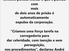 MUITA TRISTEZA É POVO BRASILEIRO  POLICIA MILITAR TV Ban Brasil AÇÃO Not...