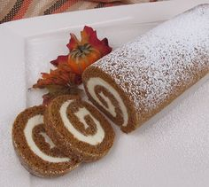 tutorial: Perfect Pumpkin Roll - SugarEd Productions