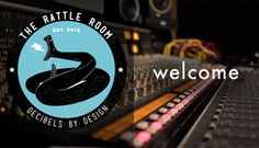 Welcome to The Rattle Room, a private professional recording studio designed to serve the most demanding audio recording professionals in the music industry.