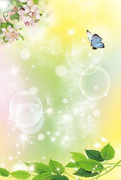 Green Leaf Background, Blue Background Images, Background Images Wallpapers, Cute Wallpaper Backgrounds, Pretty Wallpapers, Flower Backgrounds, Background Patterns, Wallpaper Nature Flowers, Flower Background Wallpaper