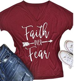 Faith Over Fear Arro