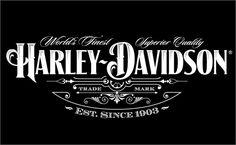 Harley-Davidson-Apparel-Logotype-Typography-Design-Bobby-Haiqalsyah-4                                                                                                                                                                                 Más