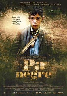 Pa negre (Pan negro) (2010) España. Dir.: Agustí Villaronga. Drama. Posguerra española. Infancia - DVD CINE 1909