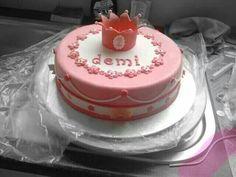 Meisjestaart. Girly cake