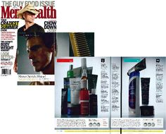 Men's Health Award-winning Jack Black DIY Power Peel Multi-Acid Resurfacing Pads, as seen in the June issue!