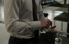 Detective / Policeman / Business Man Getting Coffee Matt Smith, Mafia, Detective, Professor, Jim Halpert, Broadchurch, Law And Order, Daredevil, Criminal Minds