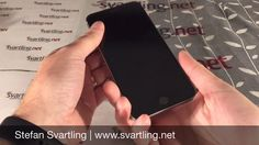Here is my first thoughts of the iPhone 6s Plus  | Svartling Network
