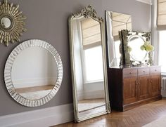 I so want this mirror from graham and green! too bad it\'s out of ...