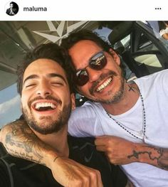 Maluma y Marc