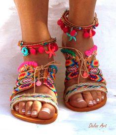 845ad2542e7 leather sandals, Friendships Boho Sandals,