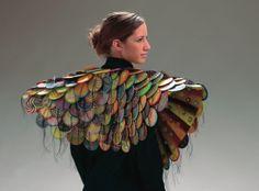 Wearable Art Jackets | Facebook Twitter Google plus Linkedin Pinterest
