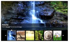 20+ Most Wanted  Useful jQuery Photo Gallery Plugins