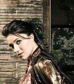 Rebecca St. James or Rebecca Smallbone she is Joel and Luke's sister.