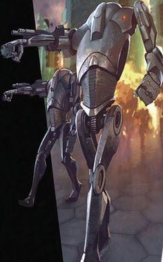 Droides Star Wars, Trade Federation, The Republic, Clone Wars, Minions, Figurine, The Minions, Minions Love, Minion Stuff