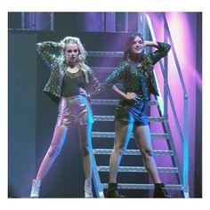 Valentina y Malena - - Cimorelli, Beautiful Series, Son Luna, Shows, Disney Channel, Concert, Singer, Actresses, Wedding Dresses