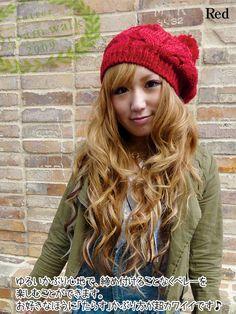 【楽天市場】ゆったりしたかぶり心地のポンポンベレー♪多彩な10色でのラインナップ!ボン付きニットベレー帽【WEB限定価格】【ベレー】【ベレー帽】:ドリームウォーク