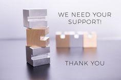 STACKS - Metal Cube Desk Accessories & Desk Organizer by Stacks Design — Kickstarter