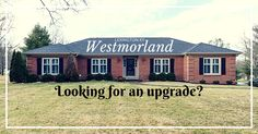 Welcome to Westmorland. Beautiful homes with large lots are kept neatly aligned within the large oaks and park like setting. This home has been well maintained and offers many updates highlighted b...