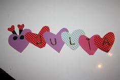 alla hjärtans dag pyssel - Sök på Google Crafts For Kids, Kids Arts And Crafts, Easy Kids Crafts, Kid Crafts, Kid Activities