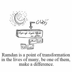 Ramadan is coming  Shaytaan is running  Muslims are preparing  Gates of Hell are closing ⛔ Gates of Heaven are opening ❤️