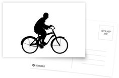 Cycling  by PharrisArt  If youre a cyclist you might just like this bike rider…