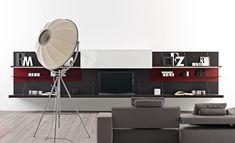 System - Storage Unit: PAB - Collection: B&B Italia - Design: Studio Kairos