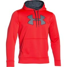 Shop Under Armour Men's AF Big Logo Solid Hoodie-Electric Blue, Small, S. Under Armour Men, Electric Blue, Adidas, Hoodies, Sweaters, Shopping, Amazon, Big, Fashion