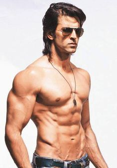 Hrithik Roshan body for Krrish 3