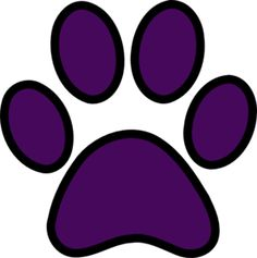 Paw print purple pawprint black outline clip art at vector clip Paw Print Clip Art, Birthday Gif Images, Lion Cakes, Purple Animals, All Things Purple, Pet Grooming, Clipart Images, Cool Websites, Purple And Black