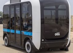 Hi, Olli: 3D Printed, Self-Driving IBM Watson-Powered Bus Hits The street