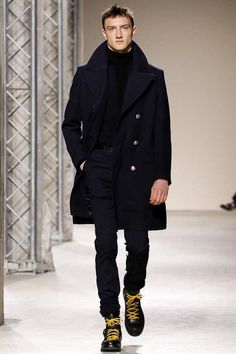 Hermes Fall 2013 - simple with a pop