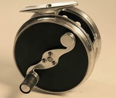 Speyco Vintage Style 3 3/4″ Switch Spey Reel Fly Fishing Rod Skagit Lines #antiqueflyreel