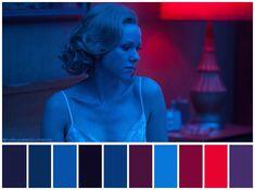 """""""Birdman or (The Unexpected Virtue of Ignorance)"""" Make A Color Palette, Movie Color Palette, Colour Pallette, Cinema Colours, Color In Film, Damien Chazelle, Colours That Go Together, Pantone Colour Palettes, Color Script"""