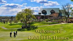 Golf at Gold Hills Golf Course in Redding California. Open to the Public.