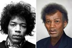 How These 12 Famous People Would Look If They Were Alive Today.