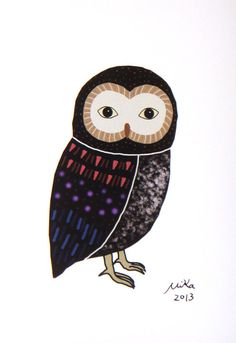 'Owl' by Mika