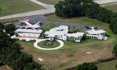 Kelly Preston mansión en Florida